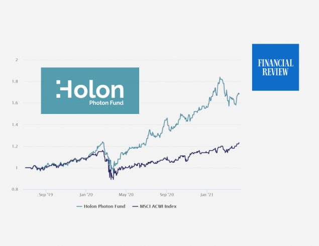 It's not just about value or growth for Holon's Behncke – Holon's Photon Fund featured in the AFR