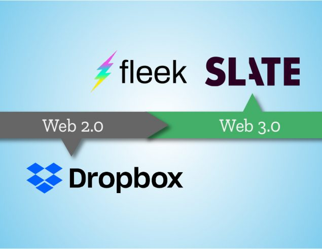 Will these two Web 3.0  decentralised data storage companies make Dropbox obsolete?