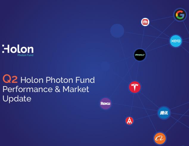 Q2 Holon Photon Fund Peformance and Market Update